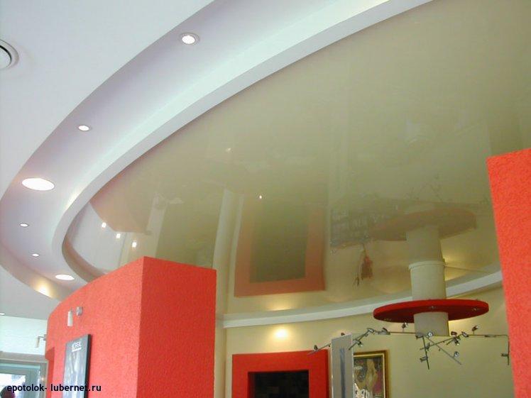 Фотография: Многоуровневый натяжной потолок.jpg, пользователя: epotolok