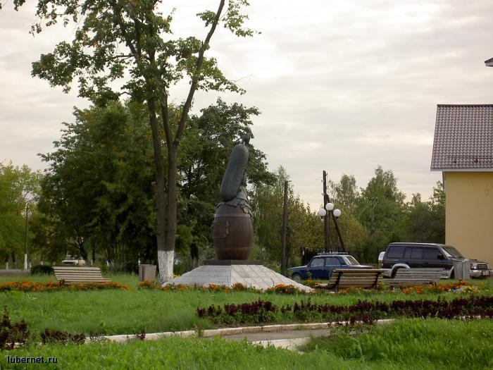 Фотография: Памятник огурцу, пользователя: Yadder