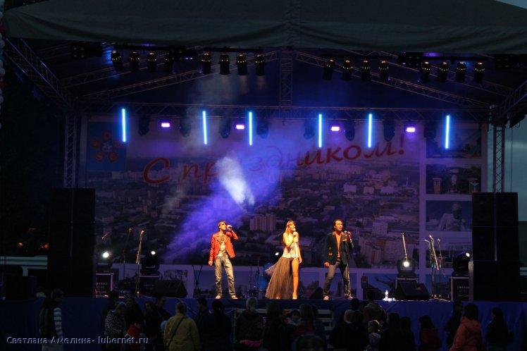 Фотография: выступление звёзд, пользователя: Cветлана Амелина