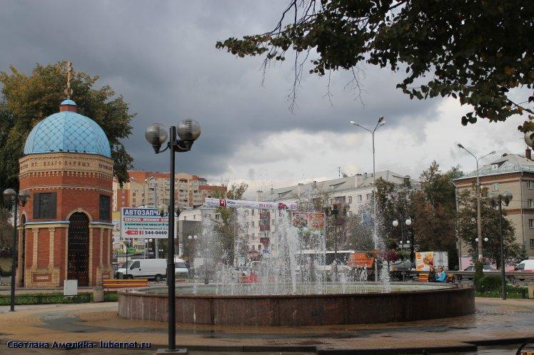 Фотография: фонтан, пользователя: Cветлана Амелина