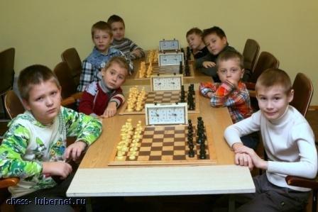 Фотография: Копия Детский шахматный турнир Ноябрьский-2013.Перед началом первого тура..JPG, пользователя: chess