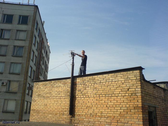 Фотография: На крыше, пользователя: Lisard