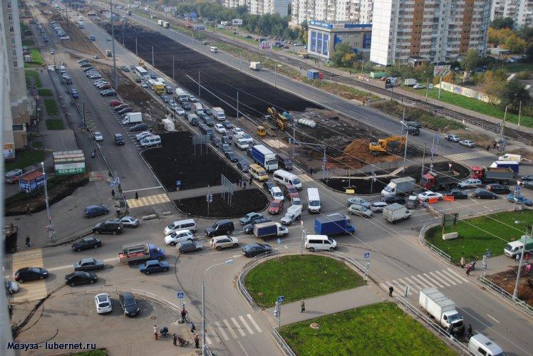 Фотография: Проспекты: Комсомолький и Победы., пользователя: Mezuza