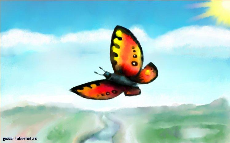 Фотография: Бабочка.jpg, пользователя: gazzz