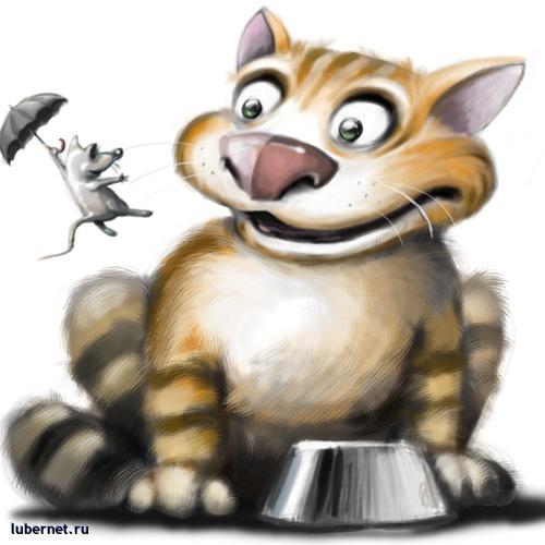 Фотография: Кот и Мыш, пользователя: gazzz