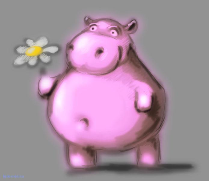 Фотография: он розовый !!!, пользователя: gazzz