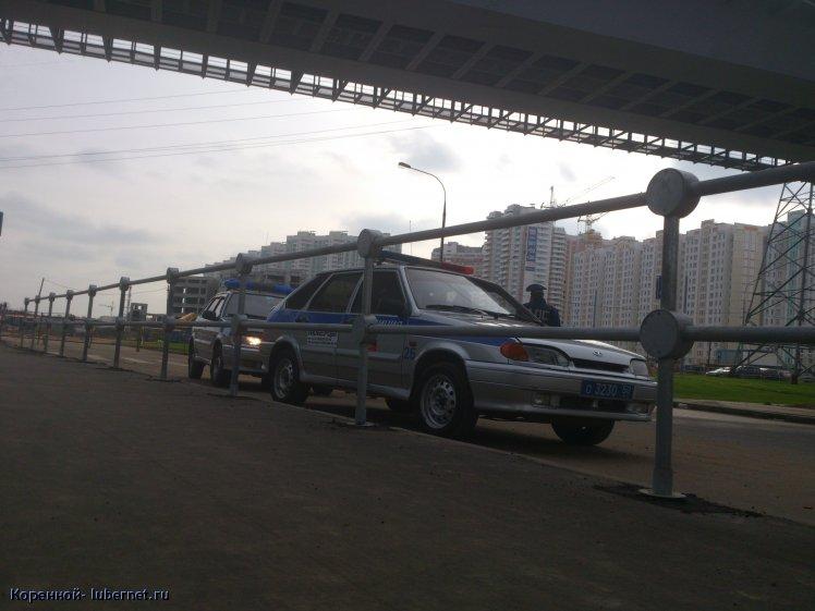 Фотография: 4 оба авто под мостом, пользователя: Коренной