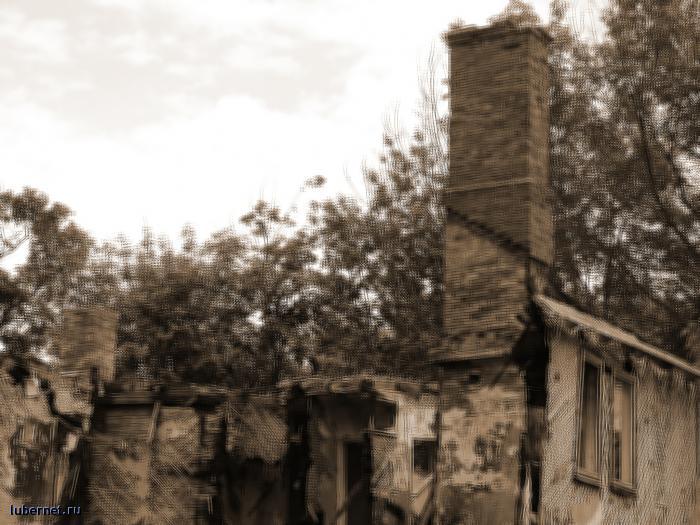 Фотография: Развалины ЖЭУ рядом с домом, пользователя: rasskaz