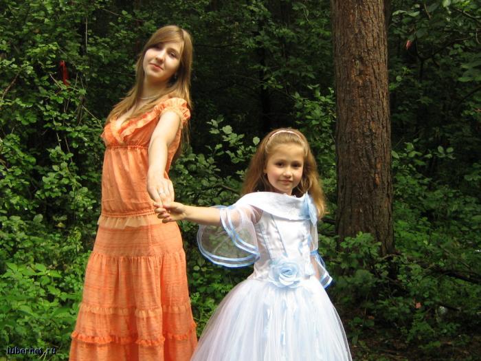Фотография: С сестрой, пользователя: Azmariya