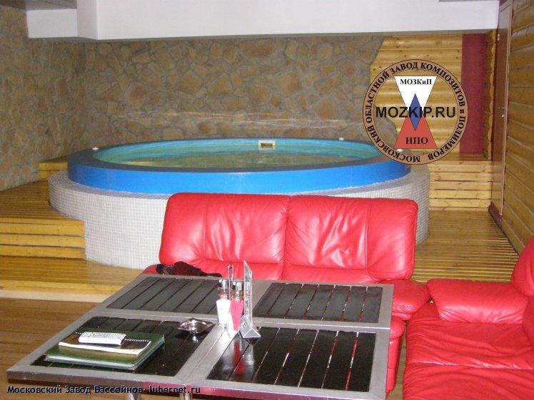 Фотография: Проект сауны с гидромассажным бассейном купелью фото.jpg, пользователя: Московский Завод Бассейнов