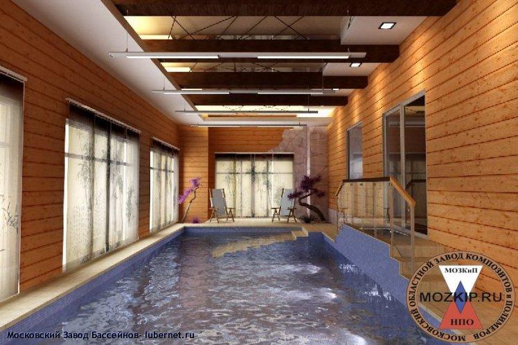 Фотография: Проект пристройки к дому с бассейном.jpg, пользователя: Московский Завод Бассейнов