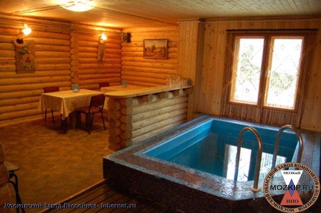 Фотография: проект купели мини бассейн в бане.jpg, пользователя: Московский Завод Бассейнов
