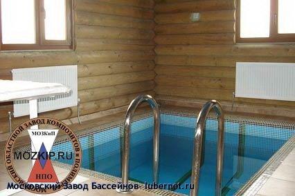 Фотография: Мини бассейн купель в деревянной бане.jpg, пользователя: Московский Завод Бассейнов