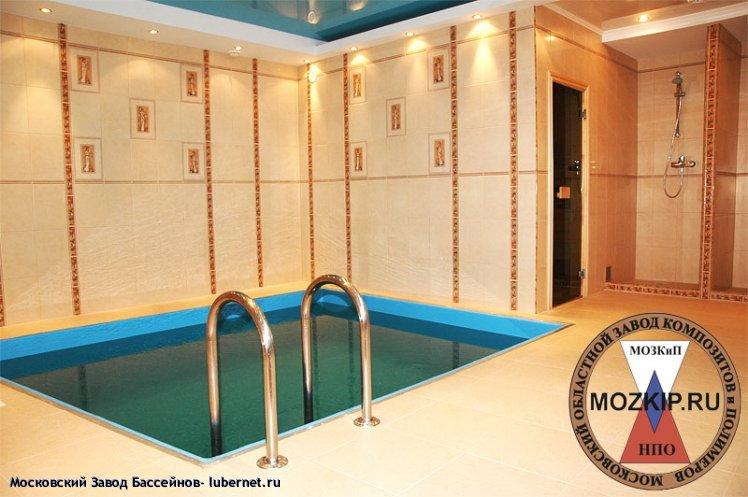 Фотография: Полипропиленовый  бассейн купель в деревянной бане фото.jpg, пользователя: Московский Завод Бассейнов