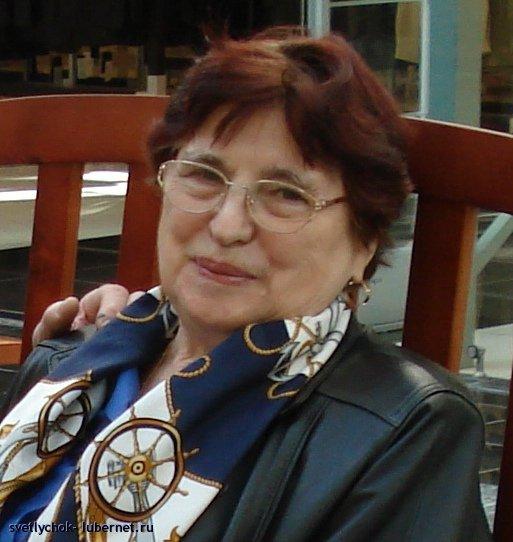 Фотография: Коробка Зинаида Николаевна 2.JPG, пользователя: svetlychok