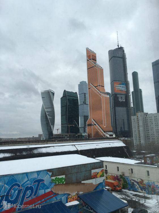 Фотография: Москва - город контрастов, пользователя: Киви