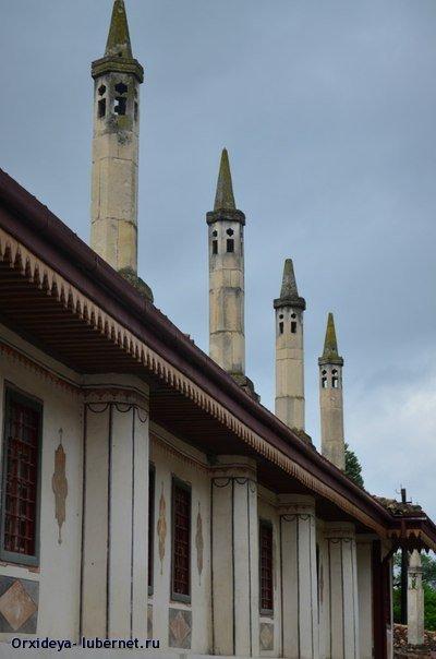 Фотография: Бахчисарайский дворец.jpg, пользователя: Orxideya