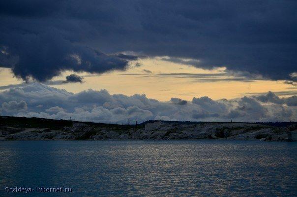 Фотография: Закат2.jpg, пользователя: Orxideya