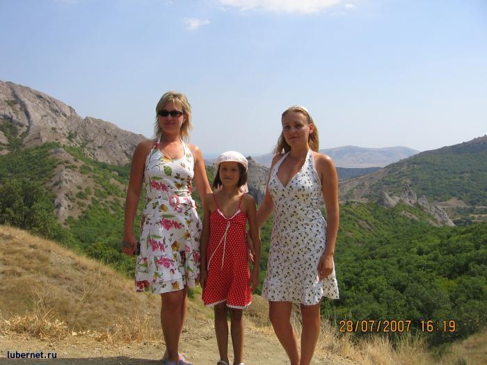 Фотография: Лето в Крыму 2007, пользователя: Танюха