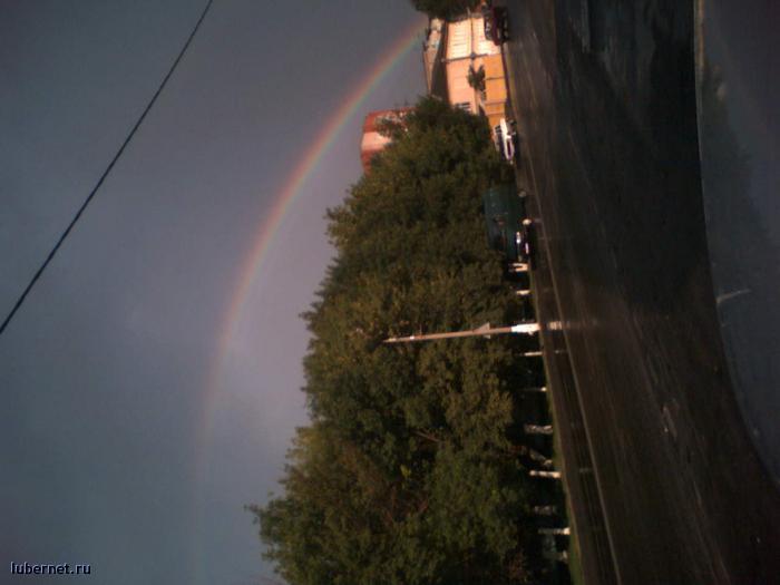 Фотография: Радуга в Коломне, пользователя: opsmaster