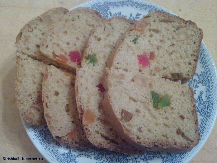 Фотография: Карибский чайный хлеб.jpg, пользователя: $Irishka$