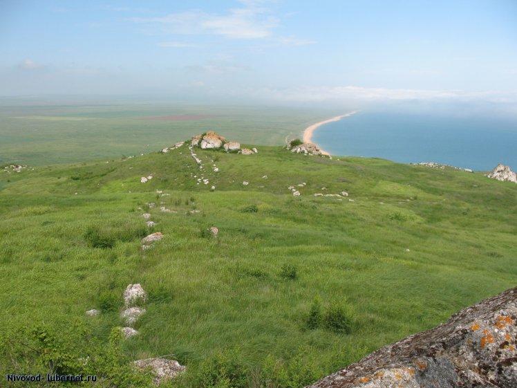 Фотография: Крым. Вид с г. Опук, пользователя: Nivovod