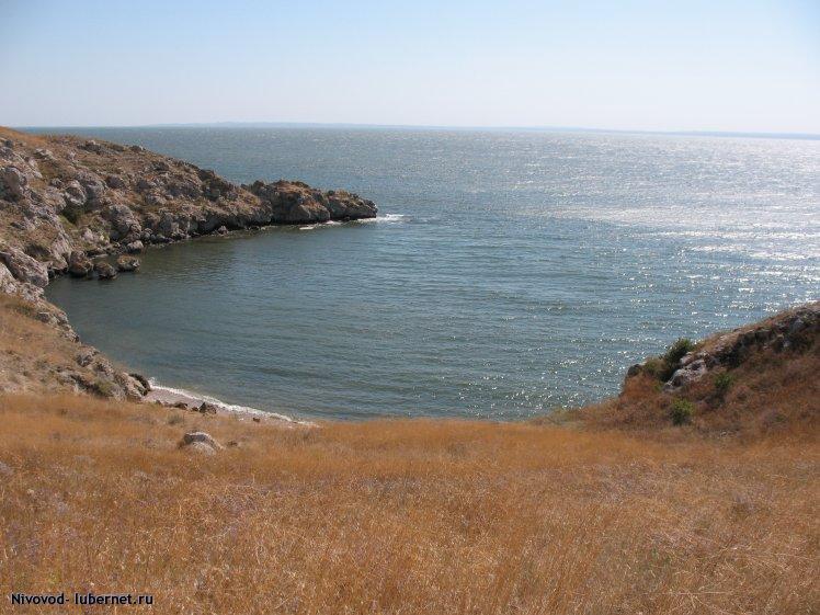 Фотография: Крым. Мыс Казантип. Залив, пользователя: Nivovod