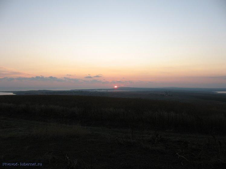 Фотография: Кизилташский лиман. Закат, пользователя: Nivovod