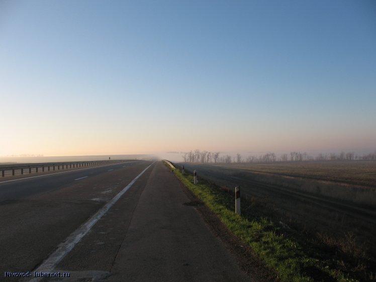 Фотография: Ростовская область. Трасса М4, пользователя: Nivovod