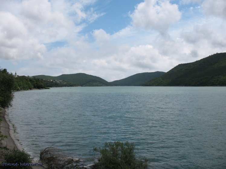 Фотография: Озеро Абрау, пользователя: Nivovod