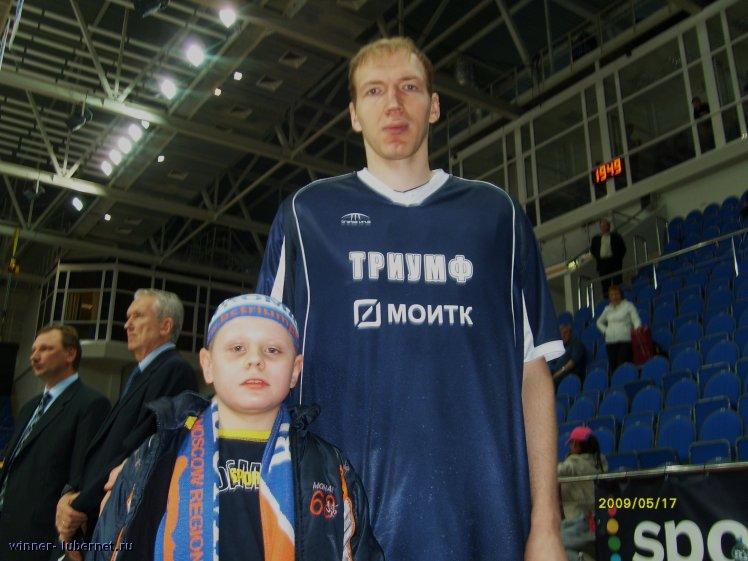 Фотография: С Тарасом Осиповым, пользователя:  &#9733 winner &#9733
