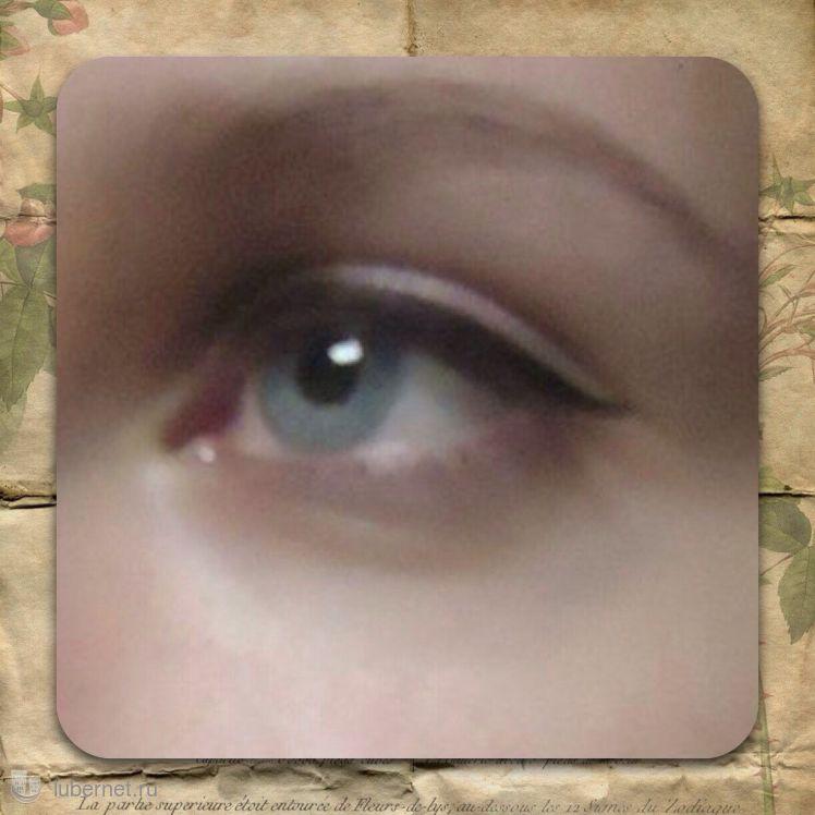 Фотография: татуаж глаз, пользователя: Tanyabubenco