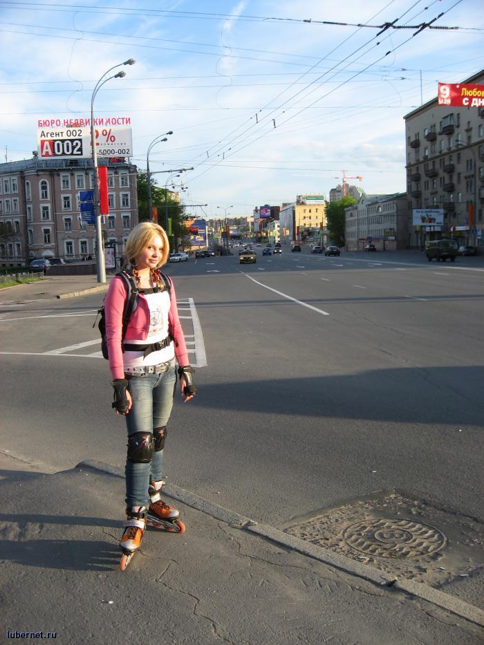 Фотография: я на ролках)), пользователя: ALippe