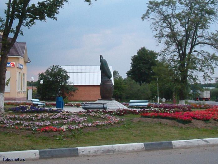 Фотография: Памятник огурцу, пользователя: DM
