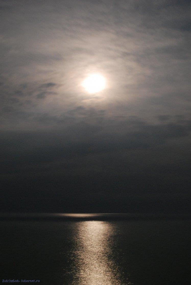 Фотография: Лунная дорожка.jpg, пользователя: ZubSizDub
