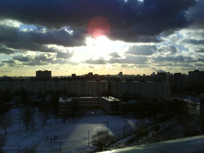 Фотография: Вид с крыши на 12 школу, пользователя: ZubSizDub