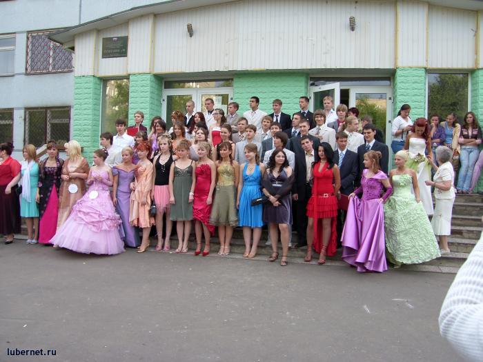 Фотография: выпускной 2007, пользователя: orbj