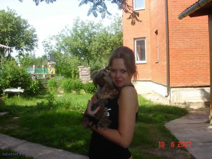 Фотография: Я и Гуччи, пользователя: vershinina_olga