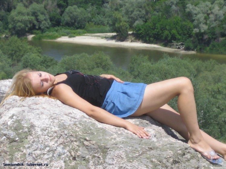 Фотография: На геологическом памятнике в Волгоградской области, пользователя: Semionshik