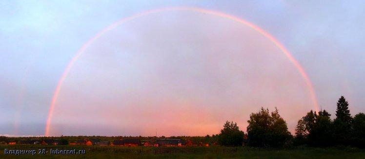 Фотография: радуга как она есть, пользователя: 4IBIS