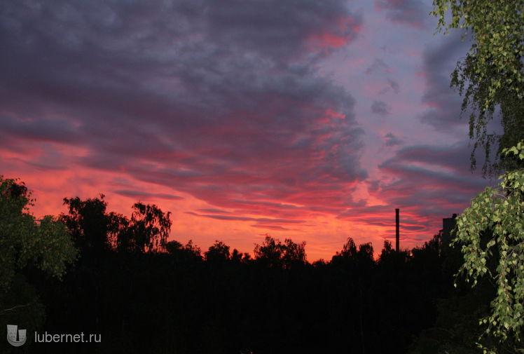 Фотография: 01.08.2015 Рассвет в Люберцах, пользователя: 4IBIS