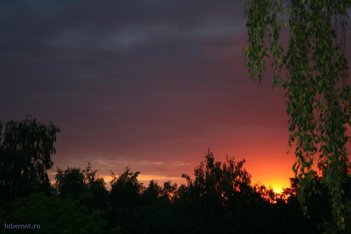 Фотография: Рассвет в Люберцах 01.07.2007 г., пользователя: 4IBIS