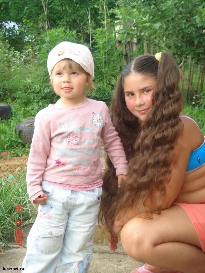 Фотография: доча с племяшкой, пользователя: минералка