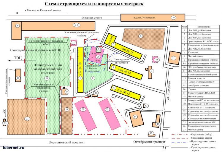 Фотография: план застройки, пользователя: Sollena