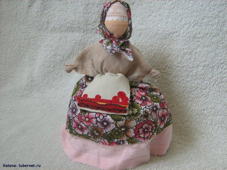 Фотография: Народная куколка Столбушка, пользователя: Кatena