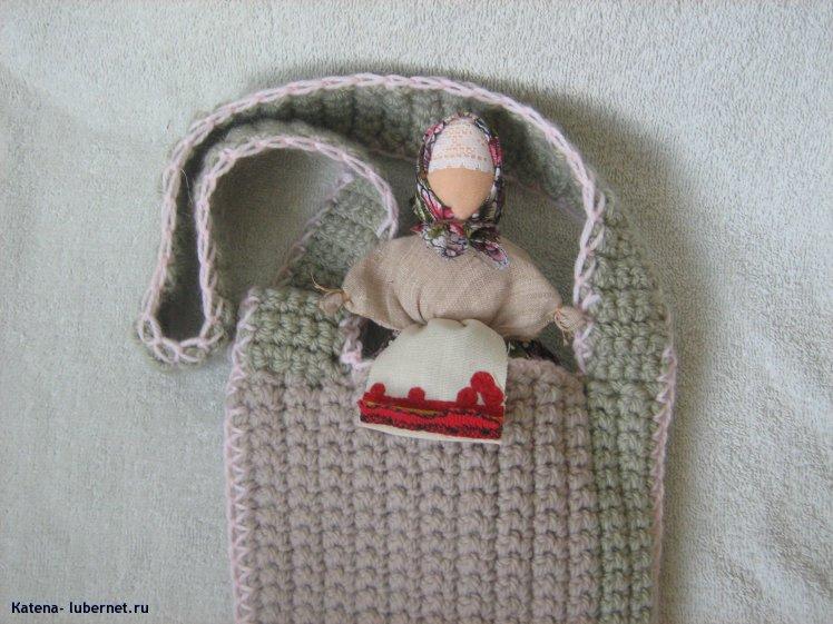 Фотография: Столбушка в сумочке, пользователя: Кatena