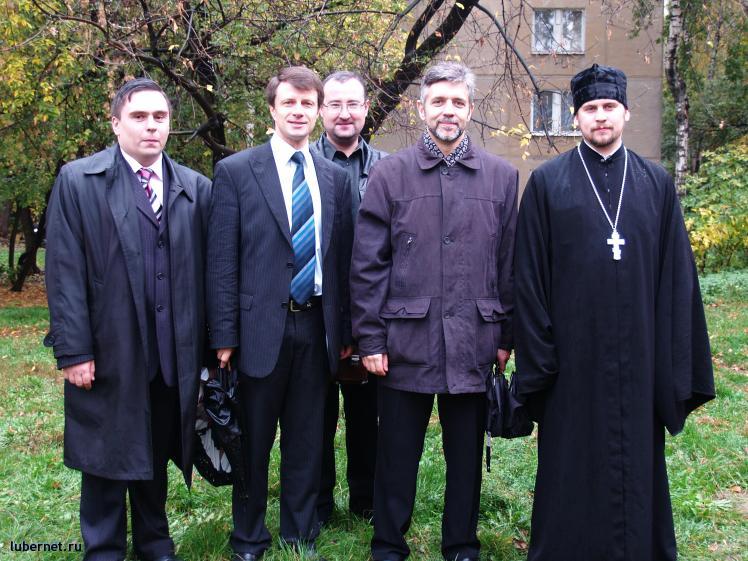 Фотография: Участники схода. 6 октября 2007 года, пользователя: Зайцев А.В.
