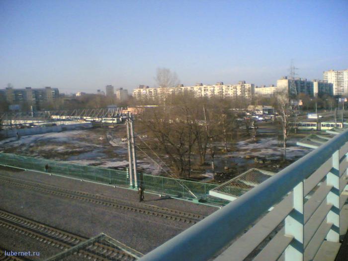 Фотография: Вид с моста, пользователя: Анюта