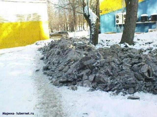 Фотография: складирование льда1.JPG, пользователя: Марина