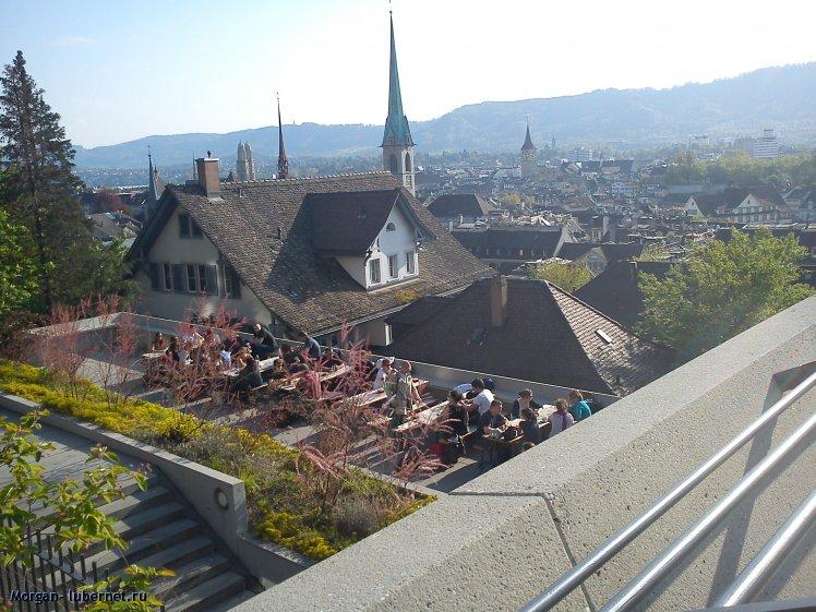 Фотография: Кафе при Цюрихском университете, пользователя: Morgan